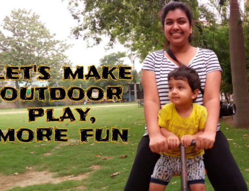 Outdoor play- Keep these 5 things in mind- A Mother's experience