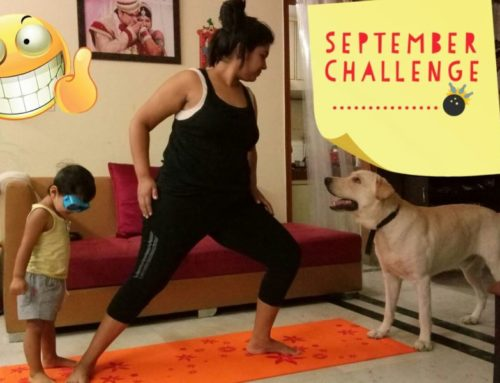 My Weight Loss Journey- September Challenge