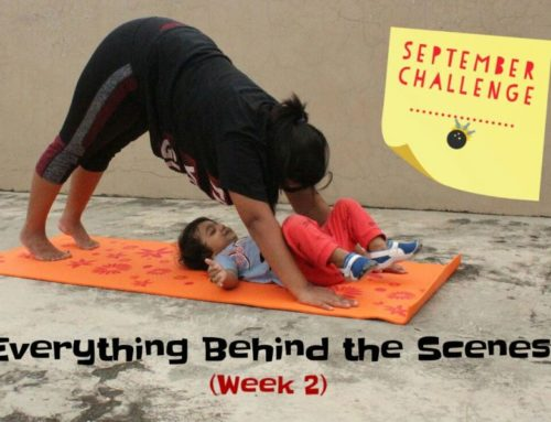 Hectic workout sessions – September Challenge