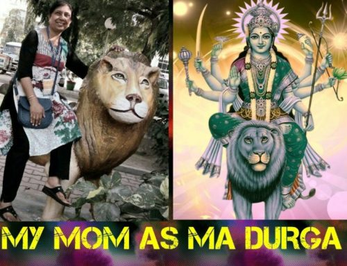 Meri Ma Durga – My MOM (Indian Goddess)