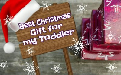 Best Gift For My Toddler On Christmas - Activity Box
