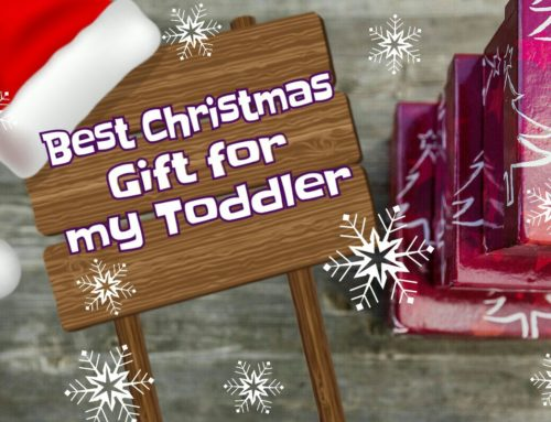 Best Gift For My Toddler On Christmas – Activity Box