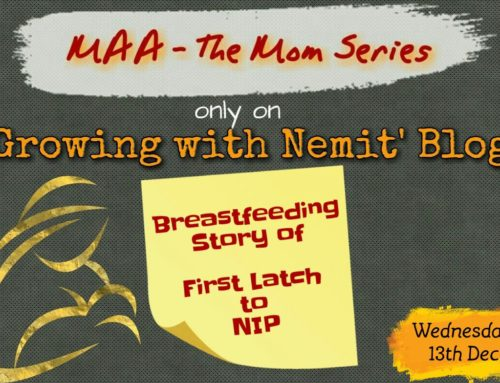 The Breastfeeding Journey – First Latch to Nursing In Public