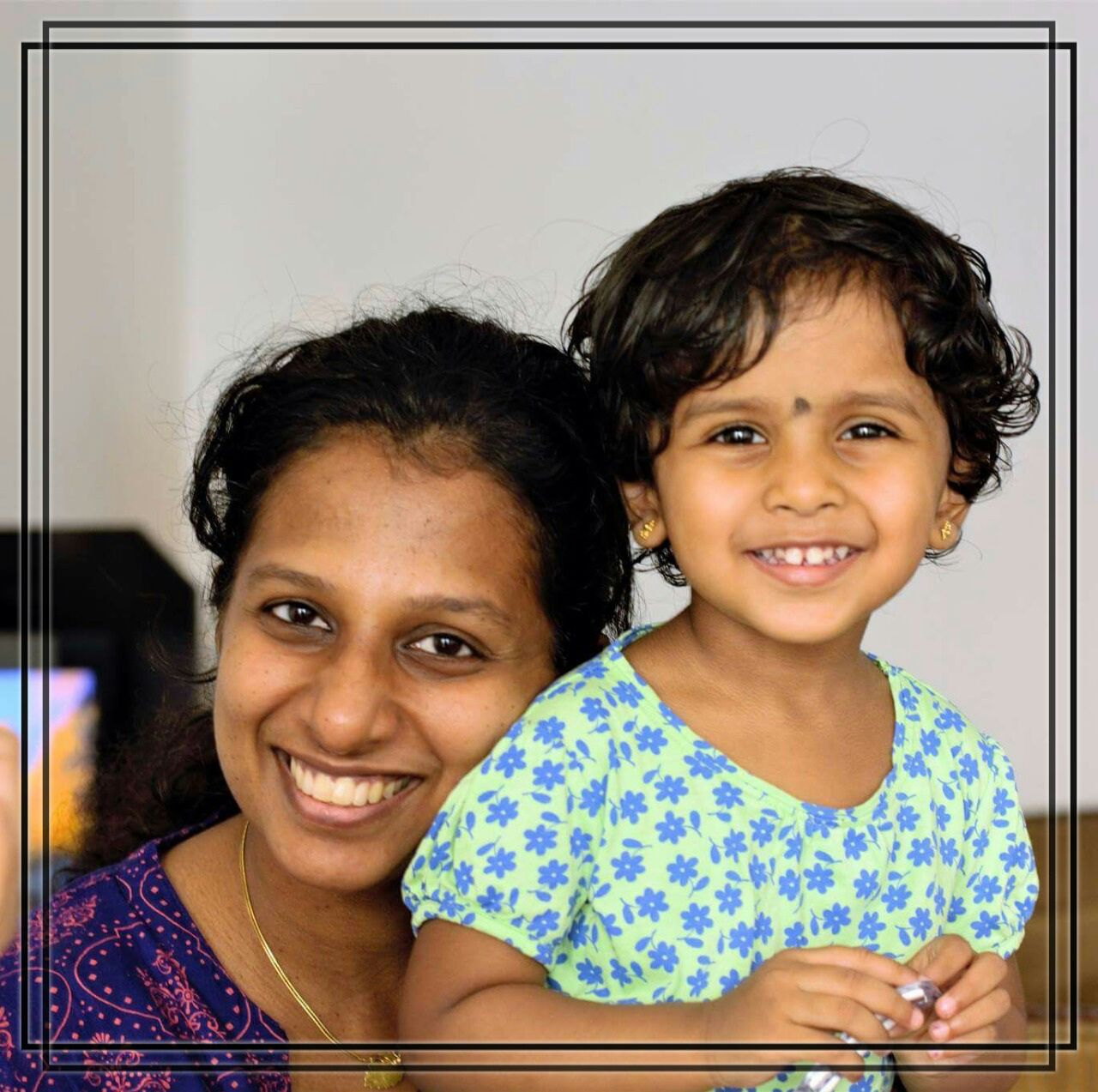 Meet Sapna and her lovely daughter and read her breastfeeding story