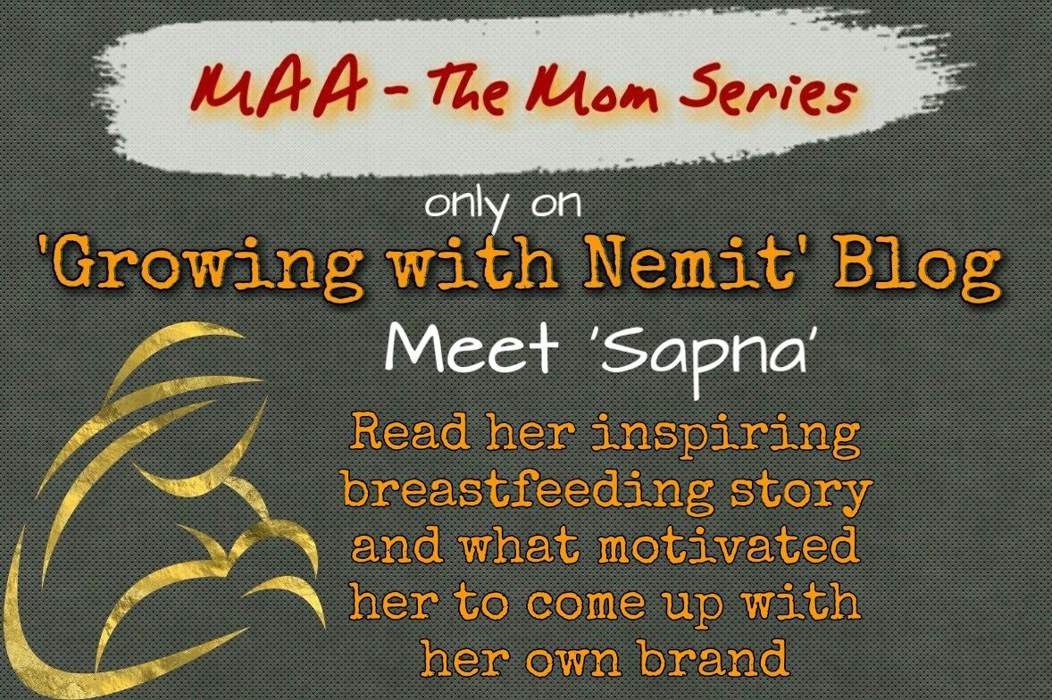 Read Sapna's inspiring breastfeeding story
