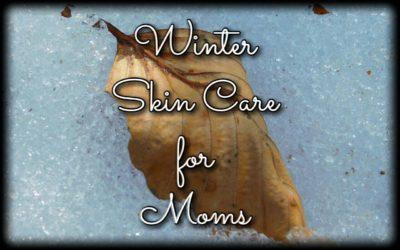 Winter Skin care face moisturizer