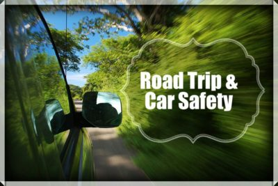 Road trip and Car Safety