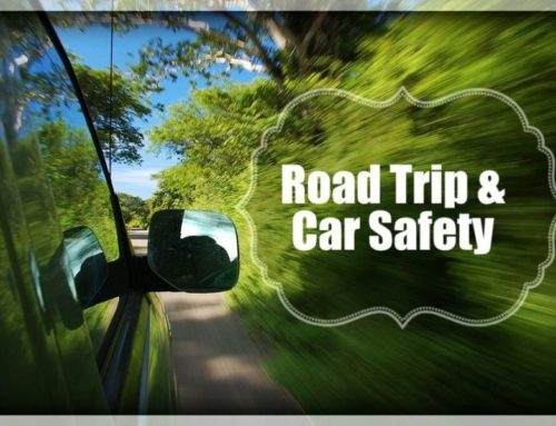 Road Trip & Car Safety – Things you must know when traveling with kids