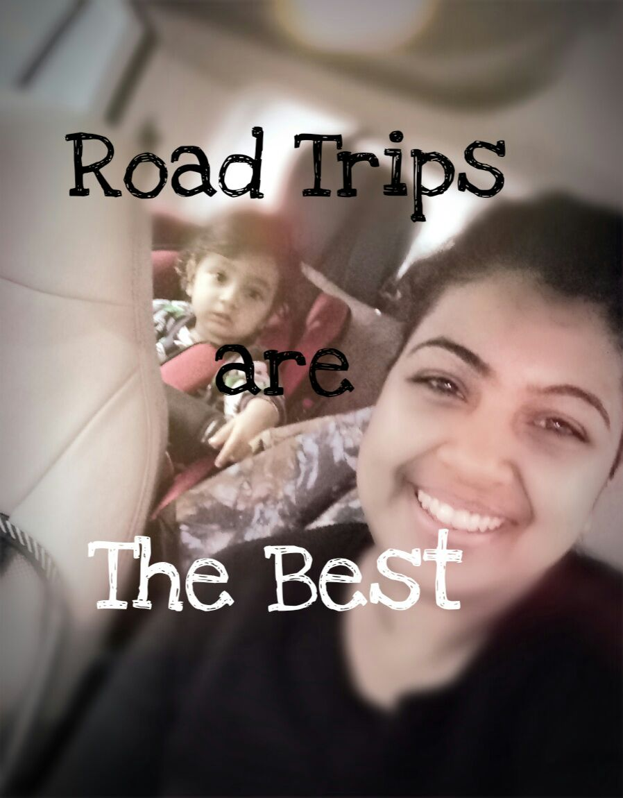 Road trips are best