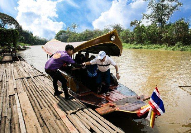 Mae Ping River, Thailand