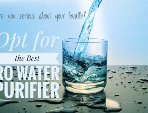 5 Ultimate Reasons to opt for an RO Water Purifier