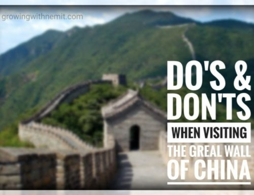 A Trip to The Great Wall of China – Do's & Don'ts