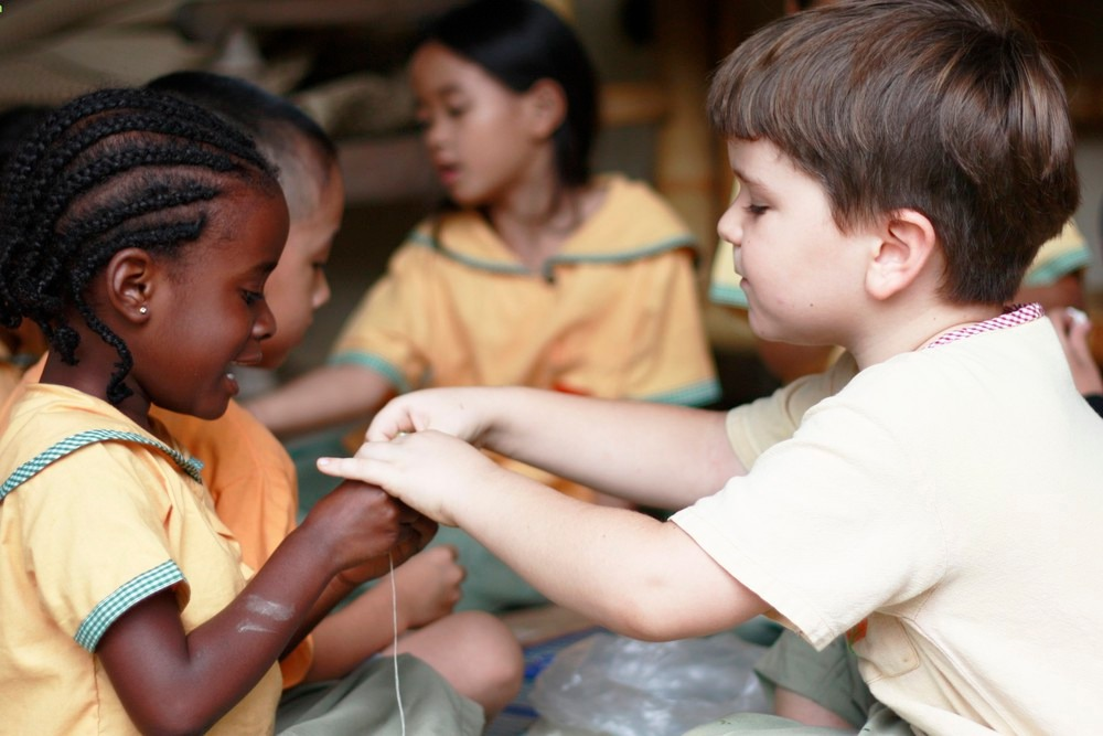 Power of Play based learning in a child's development