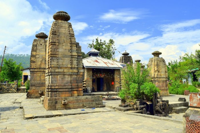 7 exciting things to do in kausani - Baijnath Temple
