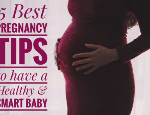 5 Pregnancy Tips for a Healthy & Smart Baby