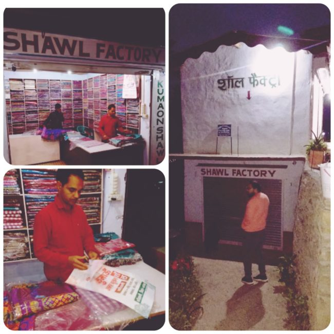 7 exciting things to do in Kausani - Shawl factory