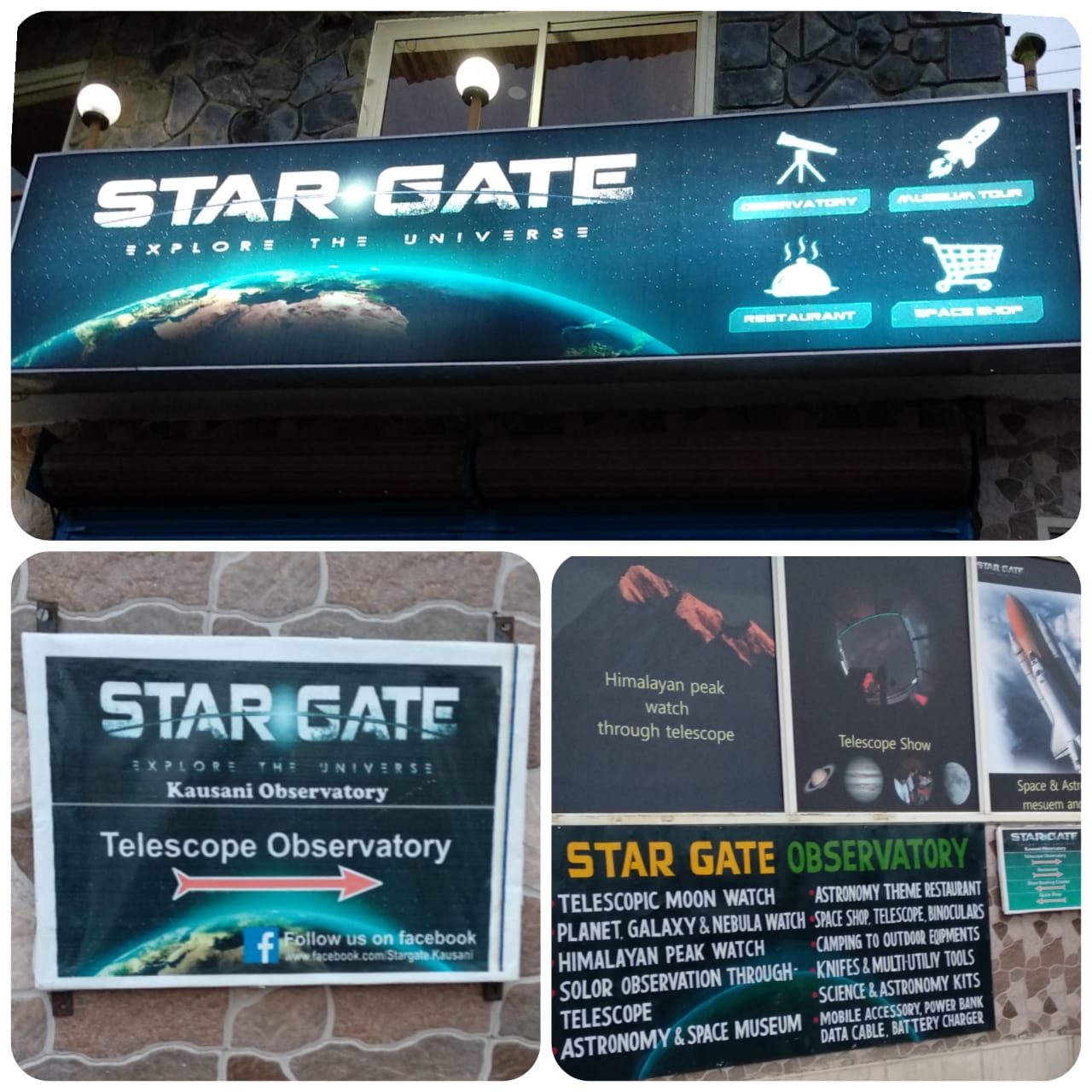 7 exciting things to do in kausani - Stargate Observatory - weekend trip