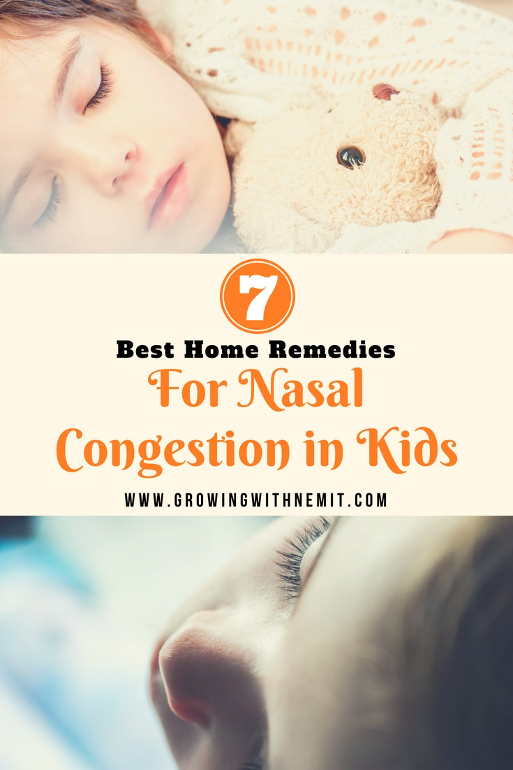 7 home remedies for nasal congestion, nasivion