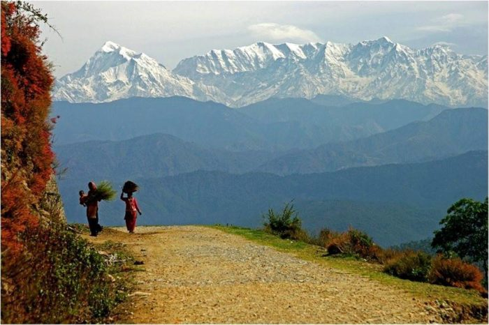 7 exciting things to do in Kausani - Pinnath Trek