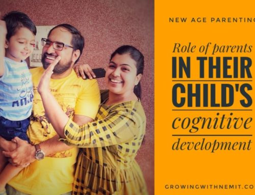 Role of Parents in the Cognitive Development of a child