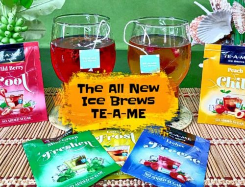 All Natural Ice Brews by TE-A-ME