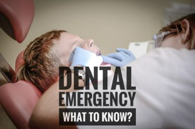 Dental Emergency: What to Know?