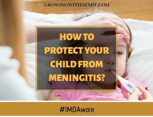 Awareness Post: How to Protect your child from Meningitis?