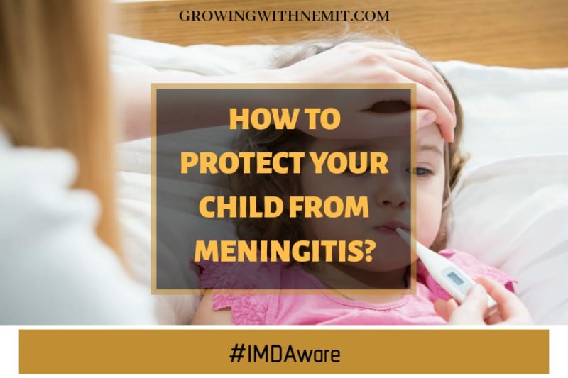 Awareness - How to Protect your child from Meningitis