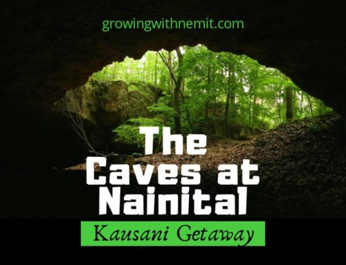 The caves at Nainital, Eco Cave Park – Kausani Diaries