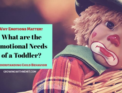How Emotions & Emotional Needs of a child affects their behavior?