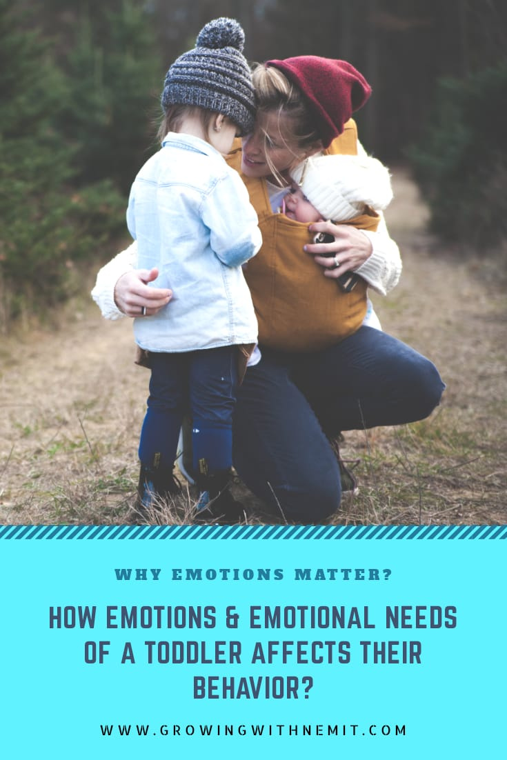 Why emotions matter? Understanding Emotional needs & Child behavior