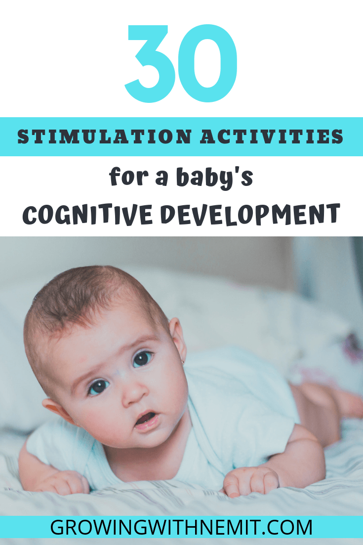 30 Stimulation Activities for an infant's cognitive development