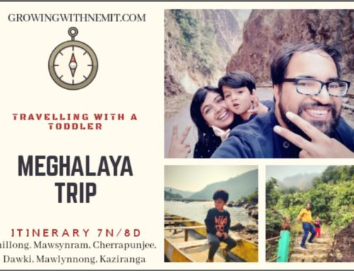 Meghalaya Trip Itinerary – Traveling with a Toddler