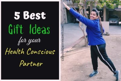 Gift ideas for health conscious partner