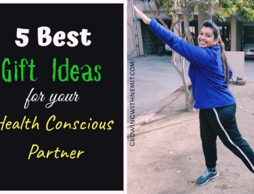 5 Best Gift Ideas for your Health Conscious Partner