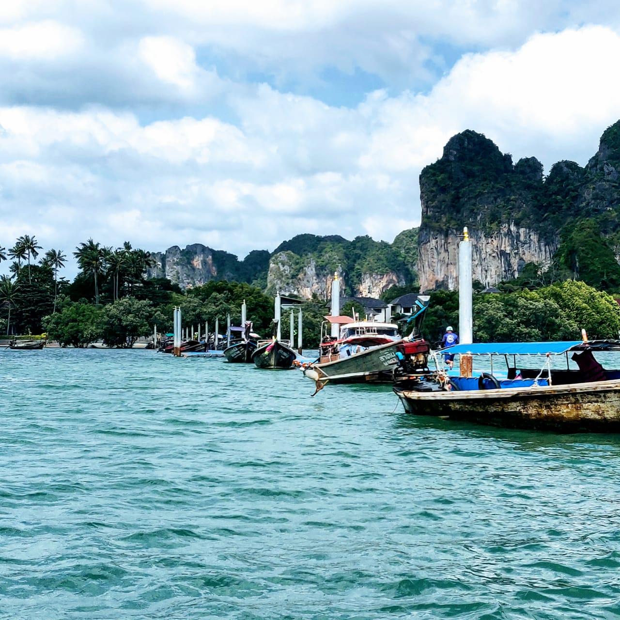 Krabi Trip Itinerary