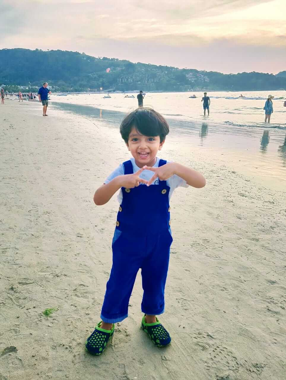 Cool Outfit Ideas for Toddler Boys on a Beach Vacation