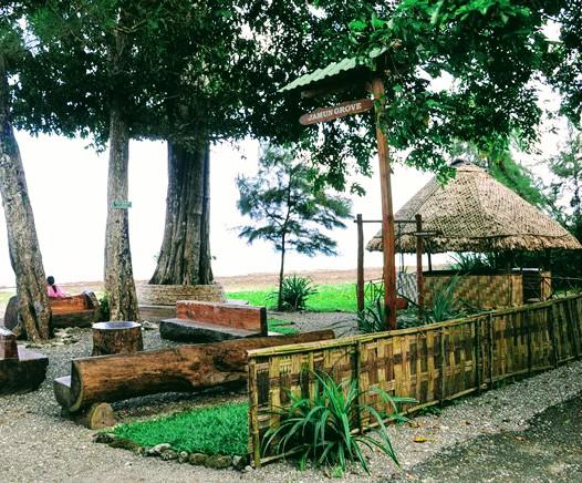 Amkunj beach