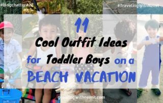 11 Cool Outfit Ideas for Toddler Boys on a Beach Vacation