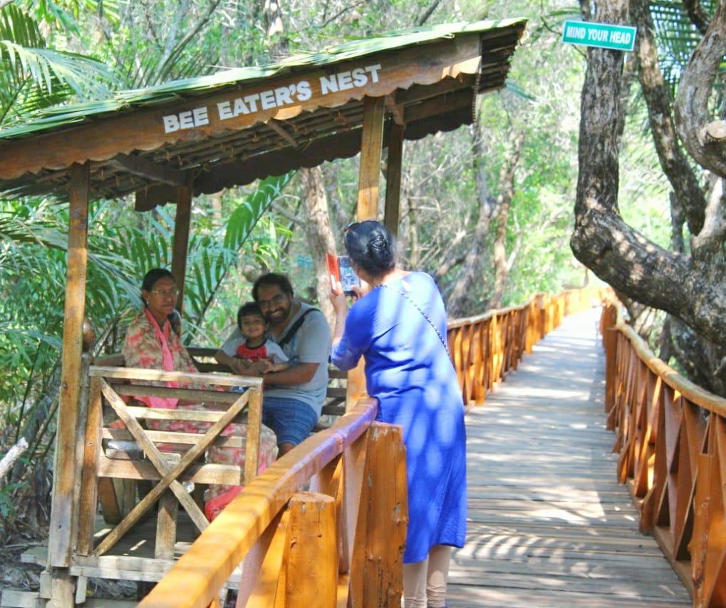 Dhani Nallah Nature Walkway