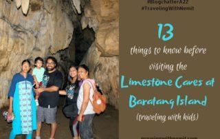 Limestone Caves at Baratang Island-Main
