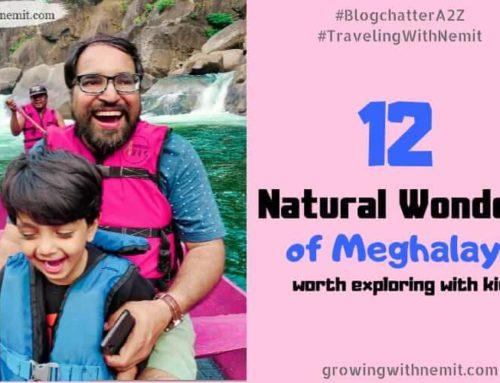 12 Natural Wonders in Meghalaya worth Exploring with Kids