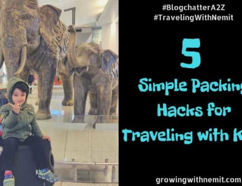 5 Simple Packing Hacks for Traveling with Kids
