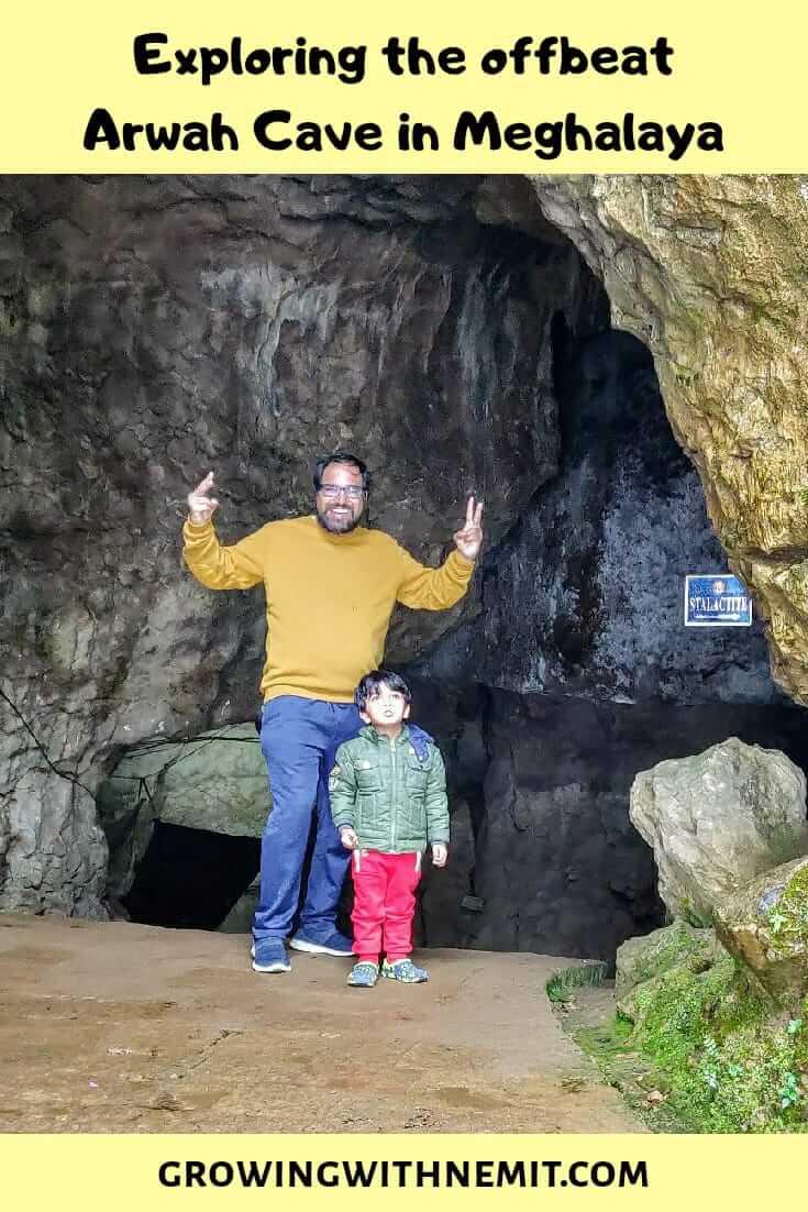 offbeat caves in meghalaya