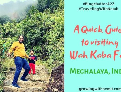 Waterfalls in Cherrapunjee – A Quick Guide to Visiting Wah Kaba Falls