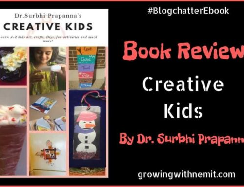 Creative Kids by Dr. Surbhi Prapanna – Book Review