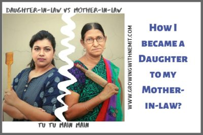 How I became a daughter to my mother-in-law? #relationship #love #family