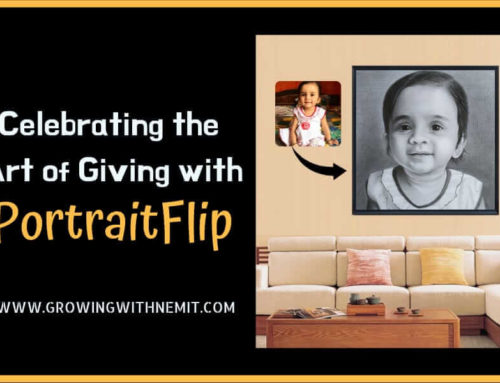 Celebrating The Art Of Giving With PortraitFlip