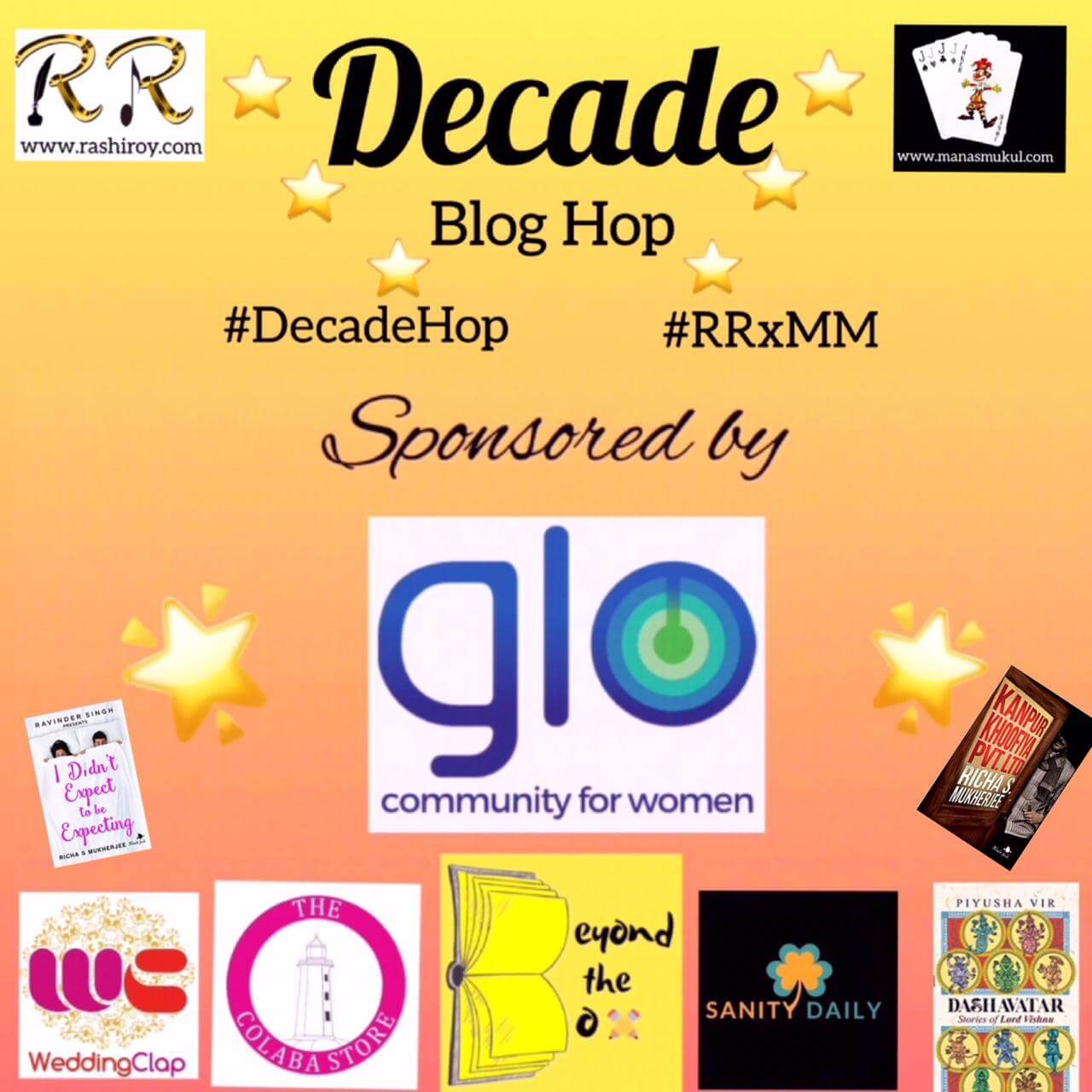 Decade blog hop