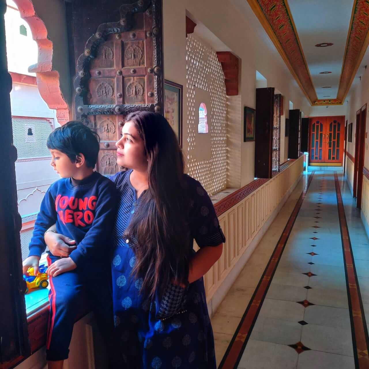Hotel Sagar in Bikaner